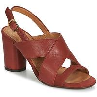 Zapatos Mujer Sandalias Chie Mihara UDO Rojo