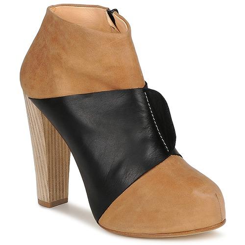 Venta de liquidación de temporada Zapatos especiales Terhi Polkki EINY Beige / Negro