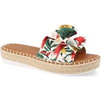 Zapatos Mujer Sandalias Buonarotti 1JB-19216 Blanco