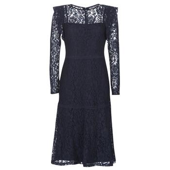 textil Mujer Vestidos cortos Lauren Ralph Lauren BLAIR Marino