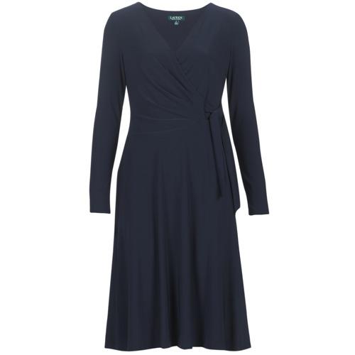 Lauren Ralph Lauren COREEN Marino - Envío gratis | ! - textil vestidos largos Mujer