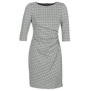 textil Mujer vestidos cortos Lauren Ralph Lauren CIERRA Gris