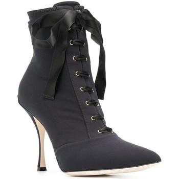 Zapatos Mujer Botines D&G CT0471 AZ161 nero