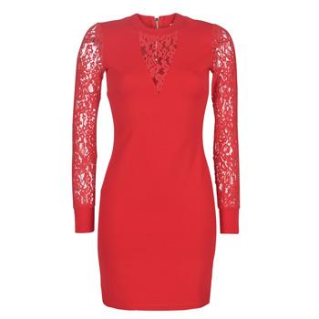 textil Mujer vestidos cortos Moony Mood LICE Rojo