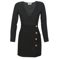 textil Mujer vestidos cortos Moony Mood LUCE Negro