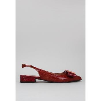 Zapatos Mujer Sandalias Roberto Torretta  Burdeo