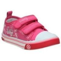 Zapatos Niños Zapatillas bajas Katini Lonas  dtj6411-fy. niña rosa rose