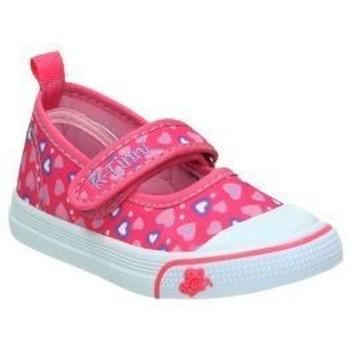 Zapatos Niños Bailarinas-manoletinas Katini Lonas  kfy15803 niña rosa rose