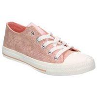 Zapatos Niños Tenis Chika 10 Lonas chk10 city kids 05 niña rosa rose