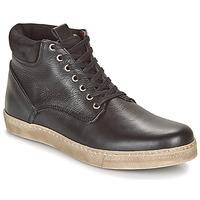 Zapatos Hombre Botas de caña baja Casual Attitude LEO Negro