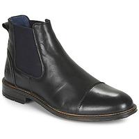 Zapatos Hombre Botas de caña baja Casual Attitude JANDY Negro