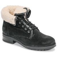 Zapatos Mujer Botas de caña baja Casual Attitude LEILA Negro