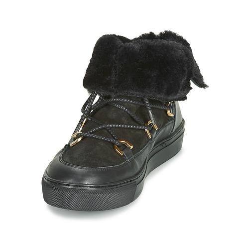 De Negro Lone Zapatos Attitude Mujer Botas Nieve Casual dEQCrxBoeW