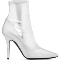 Zapatos Mujer Botas urbanas Giuseppe Zanotti I870030 001 argento