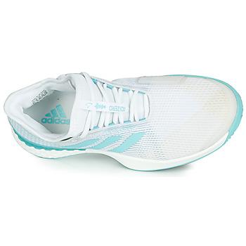 adidas Performance ADIZERO UBERSONIC 3M X PARLEY Blanco / Azul - Envío gratis |  - Zapatos Running / trail Mujer 10496