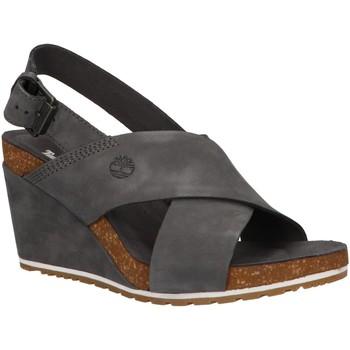 Zapatos Mujer Sandalias Timberland A224Z CAPRI Gris