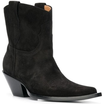 Zapatos Mujer Botas urbanas Maison Margiela S58WU0221 PR047 nero