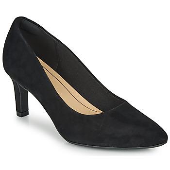 Zapatos Mujer Zapatos de tacón Clarks CALLA ROSE Negro