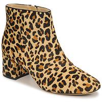 Zapatos Mujer Botines Clarks SHEER FLORA Leopardo
