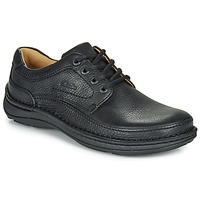 Zapatos Hombre Derbie Clarks NATURE THREE Negro