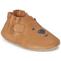 Zapatos Niños Pantuflas para bebé Robeez SWEETY BEAR Camel