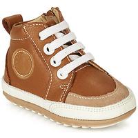 Zapatos Niños Botas de caña baja Robeez MIGO Cognac