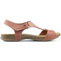 Zapatos Mujer Sandalias Interbios S  ANATÓMICAS TEJA