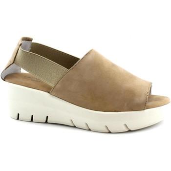 Zapatos Mujer Sandalias Grunland GRU-E19-SA1459-MA Beige