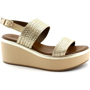 Zapatos Mujer Sandalias Inuovo INU-E19-124017-GO Oro