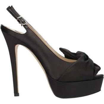 Zapatos Mujer Sandalias Luciano Barachini 8564 negro