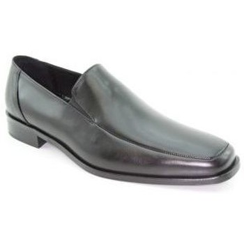 Zapatos Hombre Derbie & Richelieu Ellequeen Zapatos  01081s caballero negro Noir