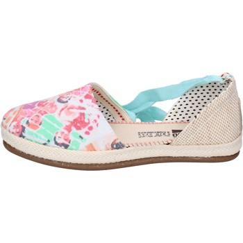 Zapatos Mujer Alpargatas O-joo sandalias lona multicolor