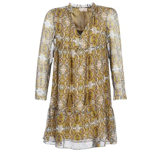 Moony Mood LONI Amarillo - Envío gratis | ! - textil vestidos cortos Mujer