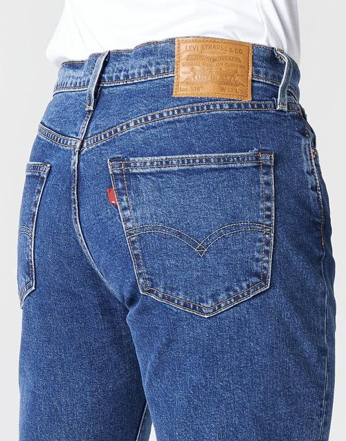 Textil Vaqueros Hombre T2 Levi's Rectos Straight 514 StonewashStretch QsrhtCdx