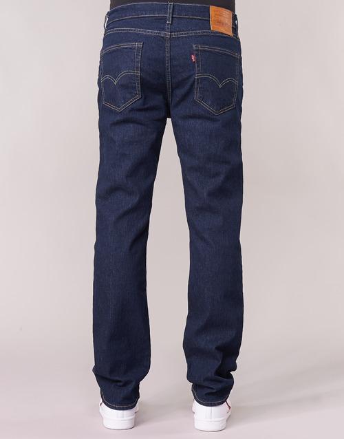 Hombre Chain Rectos Straight 514 Levi's Vaqueros Textil 4Sc5AqL3Rj