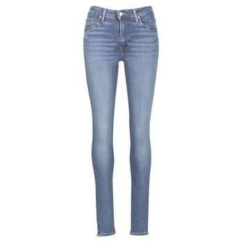 textil Mujer Vaqueros slim Levi's 721 HIGH RISE SKINNY Los / Angeles / Sun