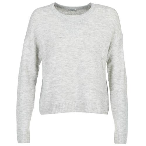 JDY JDYCREA Gris - Envío gratis   ! - textil jerséis Mujer