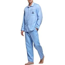 textil Hombre Pijama Impetus 1563309 789 Azul