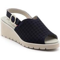 Zapatos Mujer Sandalias CallagHan 24605 Azul