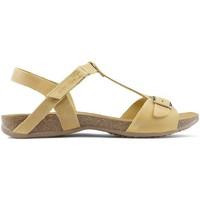 Zapatos Mujer Sandalias Interbios S  AFRODITA MOSTAZA