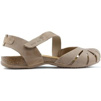 Zapatos Mujer Sandalias Interbios S  UNIVERSE BEIG