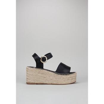 Zapatos Mujer Alpargatas Senses & Shoes FABIOLA Negro