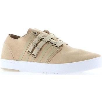 Zapatos Hombre Zapatillas bajas K-Swiss DR Cinch LO Beige