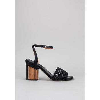 Zapatos Mujer Sandalias Krack WISTERIA Negro