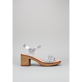 Zapatos Mujer Sandalias Sandra Fontan TRENDA Plata