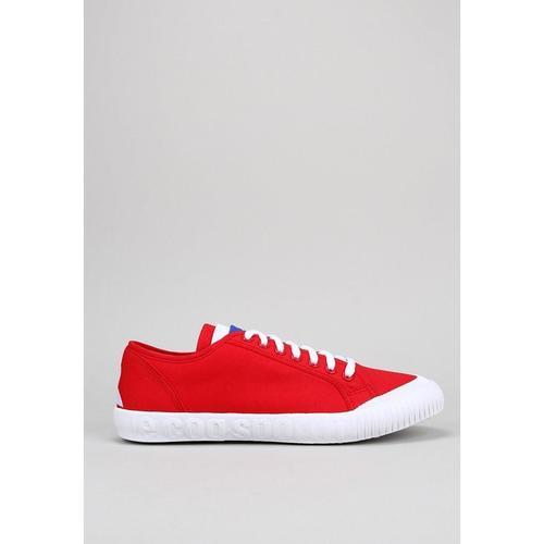 Le Coq Sportif NATIONALE GS Rojo - Zapatos Deportivas bajas Mujer