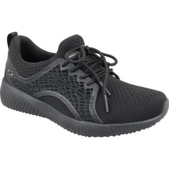 Zapatos Mujer Zapatillas bajas Skechers Bobs Squad 32507-BBK