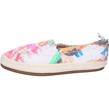 Zapatos Mujer Slip on O-joo slip on lona multicolor