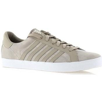 Zapatos Hombre Zapatillas bajas K-Swiss Belmont SO T Beige