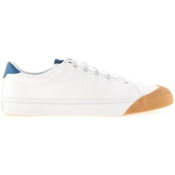 Zapatos Hombre Zapatillas bajas K-Swiss Irvine T Blanco